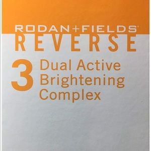 Rodan and Fields Dual Active Brightening Complex
